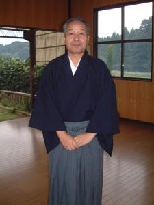 sensei K Ino