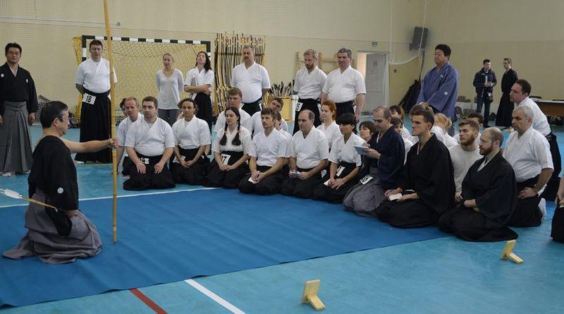 Визит делегации Ниппон Будокан в Москву (7-9.11.2014)