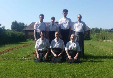 Турнир додзё «Сейдокан», 2 этап (20.08.2017)